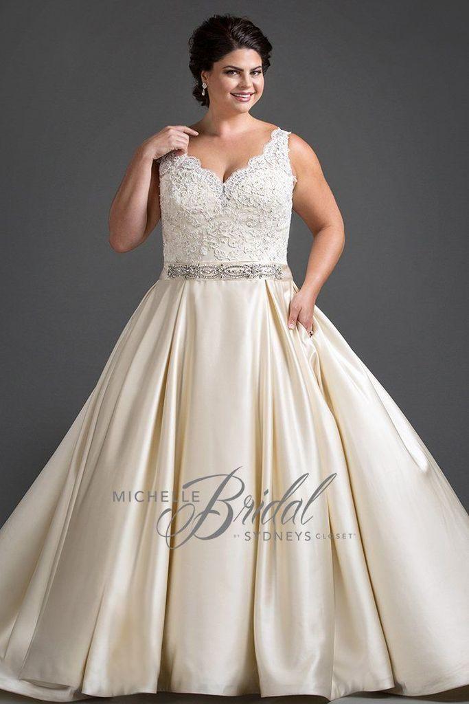 Plus Size Wedding Dresses in Australia
